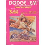 2600 Dodge 'Em For Atari Vintage - EE740562