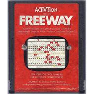 Freeway 2600 Video Game Cartridge For Atari Vintage Arcade - EE740559