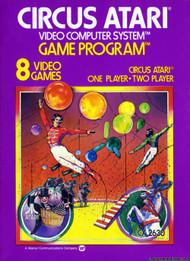 Circus For Atari Vintage - EE740561