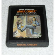 Maze Craze For Atari Vintage - EE740567