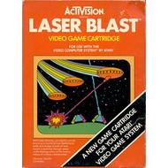 Laser Blast For Atari Vintage - EE740564