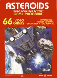 Asteroids For Atari Vintage Arcade - EE740570
