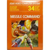 Missile Command For Atari Vintage Arcade - EE740573