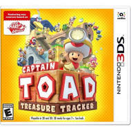 Captain Toad: Treasure Tracker Nintendo For 3DS - EE740603