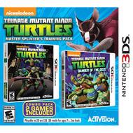 Teenage Mutant Ninja Turtles Master Splinter's Training Pack Nintendo - EE740605