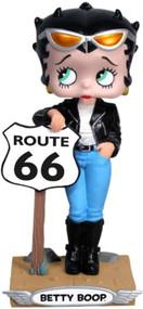 Funko Betty Boop Route 66 Wacky Wobbler Toy - EE740651