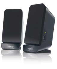 Creative Labs A60 2.0 Speaker System Black - EE740731