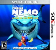 Finding Nemo: Escape To The Big Blue Special Edition Nintendo For 3DS - EE740950