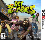 Pet Zombies For 3DS Fighting - EE740951