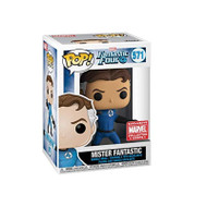 Pop! Marvel Collector Corps Exclusive Fantastic Four 571 Mister - EE740987