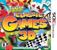 Junior Classic Games 3D Nintendo For 3DS - EE741114
