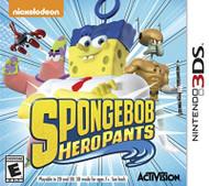 Spongebob Hero Pants The Game 2015 Nintendo For 3DS - EE741113