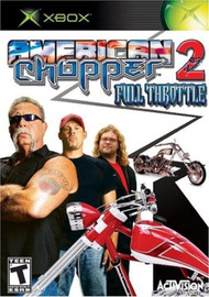American Chopper 2: Full Throttle For Xbox Original - EE741125