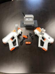 Recoil Laser Tag Starter Set GPS Enabled Multi-Player Smartphone Game - EE741136