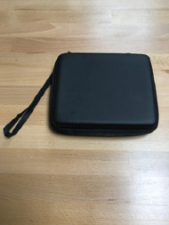 Nintendo 2DS Rubberized Black Carrying Case - EE741172