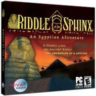 Riddle Of The Sphinx Software PC Game E - EE741173