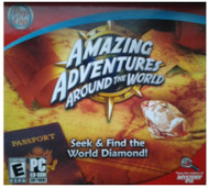 Amazing Adventures: Around The World Jc Software - EE741174