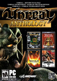 Unreal Anthology PC Software Game - EE741177