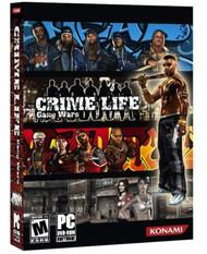Crime Life: Gang Wars DVD PC Software - EE741180