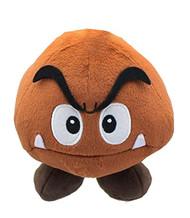 Little Buddy Super Mario All Star Collection 1427 Goomba Stuffed Plush - EE741210