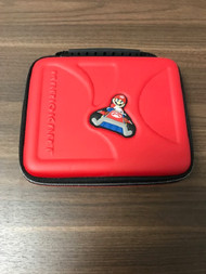 Rds Industries Red Super Mario Kart Nintendo 2DS Case Holds 6 Game - EE741266