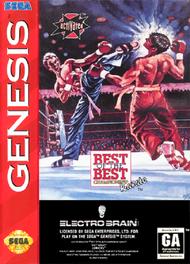 Best Of The Best Championship Karate For Sega Genesis Vintage Fighting - EE741416