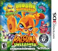 Moshi Monsters: Katsuma Unleashed Nintendo For 3DS - EE741417