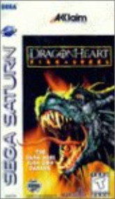 Dragonheart: Fire And Steel Sega Saturn 1996 For Sega Saturn Vintage - EE741440