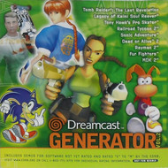 Dreamcast Generator Volume 2 For Sega Dreamcast - EE741441