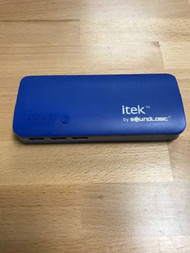 Itek 12000MAH Power Bank With Three USB Ports And One Micro USB Port - EE741483