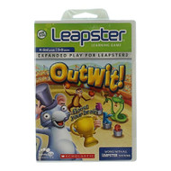 Leapfrog Leapster Learning Game: Scholastic Outwit For Leap Frog - EE741619