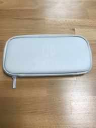 Switch Lite White Carrying Case Holds 8 Game Cartridges For Nintendo - EE741640