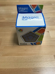 Magic Cube Megaminx Match Special Purpose 4 Star Difficulty Toy - EE741763