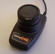2600 Driving Controller For Atari Vintage Black Gamepad YCT424 - EE741776