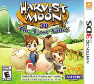Harvest Moon: The Lost Valley Nintendo For 3DS - EE741941