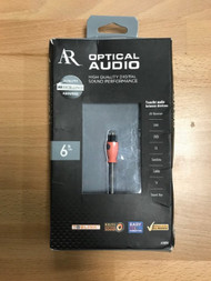 Acoustic Research Premium 6' Optical Audio Cable Model ARP6 - EE742015
