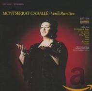 Verdi Rarities By Montserrat Caballe On Audio CD Album 2013 - EE742054