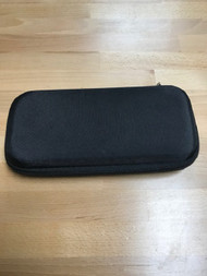 Hard Shell Nylon Black Zippered Carrying Case For Nintendo Switch - EE742061