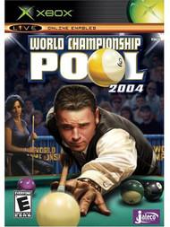 World Championship Pool 2004 For Xbox Original - EE742195