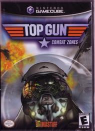 Top Gun Combat Zones For GameCube - EE742200