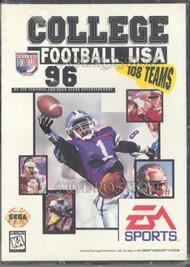 College Football USA 96 For Sega Genesis - EE742216