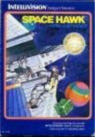 Space Hawk For Intellivision  With Manual and Case - EE742217