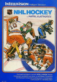 NHL Hockey For Intellivision - EE742218