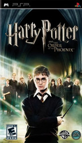 Harry Potter And The Order Of The Phoenix Sony For PSP UMD - EE742220