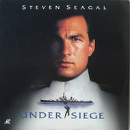 Under Siege On Laserdisc Widescreen Edition - EE742301