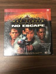 No Escape Widescreen Edition On Laserdisc - EE742305