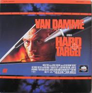 Hard Target On Laserdisc - EE742306