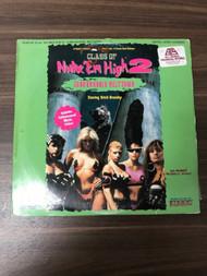 Nuke'em High 2 Laserdisc On Laserdisc  - EE742310