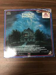 Fright Night Deluxe Widescreen Presentation On Laserdisc - EE742309