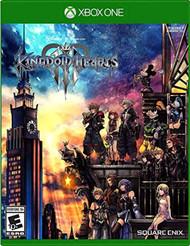 Kingdom Hearts III For Xbox One RPG - EE742344